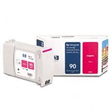 Genuine HP 90 C5063A Magenta Ink Cartridge