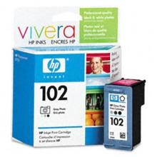 Genuine HP 102 C9360AN Photo Gray Ink Cartridge