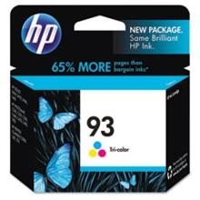 Genuine HP 93 C9361WN Color Ink Cartridge