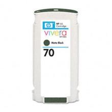 Genuine HP 70 C9448A Matte Black Ink Cartridge