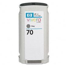 Genuine HP 70 C9450A Gray Ink Cartridge