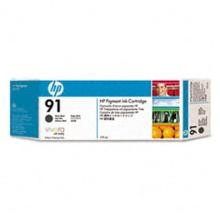 Genuine HP 91 C9464A Matte Black Ink Cartridge