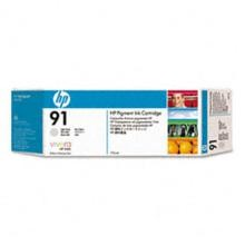 Genuine HP 91 C9466A Light Gray Ink Cartridge