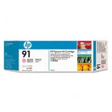 Genuine HP 91 C9471A Light Magenta Ink Cartridge