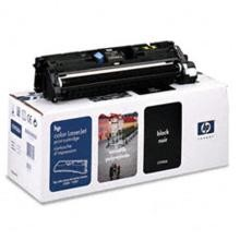 Genuine HP C9700A Black Toner Cartridge