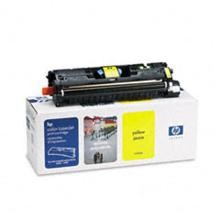 Genuine HP C9702A Yellow Toner Cartridge