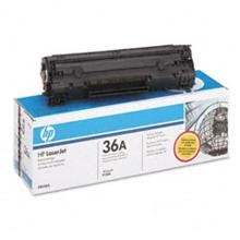 Genuine HP 36A CB436A Black Toner Cartridge