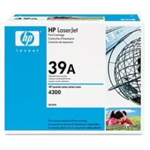 Genuine HP 39A LaserJet 4300 Black Toner Cartridge