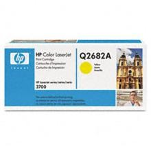 Genuine HP Q2682A Yellow Toner Cartridge