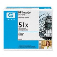 Genuine HP 51X Q7551X High Yield Black Toner Cartridge