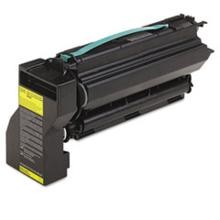 Original IBM 39V1922 High Yield Yellow Return Program Toner Cartridge