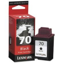 Original Lexmark 12A1970 #70 Black Ink Cartridge