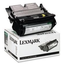 Original Lexmark 12A6830 Return Program Toner Cartridge