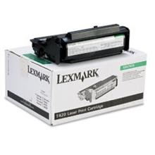 Original Lexmark 12A7415 High Yield Return Program Toner Cartridge
