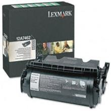 Original Lexmark 12A7462 High Yield Return Program Toner Cartridge