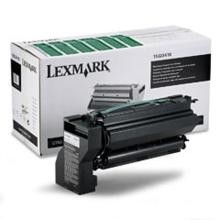 Original Lexmark 15G041K Black Return Program Toner Cartridge