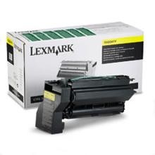 Original Lexmark 15G041Y Yellow Return Program Toner Cartridge