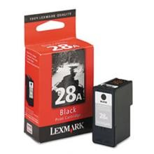 Original Lexmark 18C1528 #28A Black Ink Cartridge