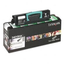 Original Lexmark 34015HA High Yield Return Program Toner Cartridge