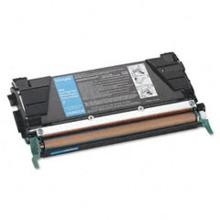 Original Lexmark C5240CH High Yield Return Program Cyan Toner Cartridge