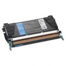 Original Lexmark C5340CX Extra High Yield Cyan Return Program Toner Cartridge