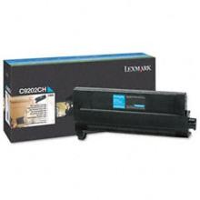 Original Lexmark C9202CH Cyan Toner Cartridge