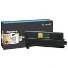Original Lexmark C9202YH Yellow Toner Cartridge