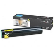 Original Lexmark C930H2YG High Yield Yellow Toner Cartridge