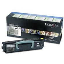 Original Lexmark X340A11G Return Program Toner Cartridge
