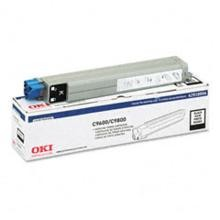Original Okidata 42918904 Black Toner Cartridge