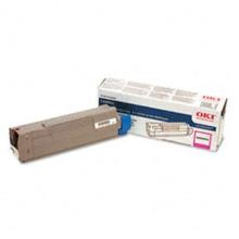 Original Okidata 43324467 Magenta Toner Cartridge