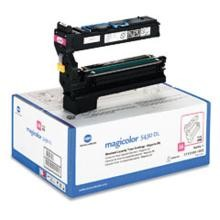 Original Minolta 1710580-003 Magenta Toner Cartridge