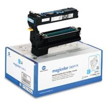 Original Minolta 1710580-004 Cyan Toner Cartridge