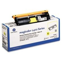 Original Minolta 1710587-001 Yellow Standard Capacity Toner Cartridge