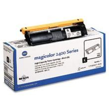 Original Minolta 1710587-004 High Capacity Black Toner Cartridge