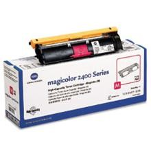 Original Minolta 1710587-006 High Capacity Magenta Toner Cartridge
