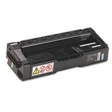 Original Ricoh 406047 Cyan Toner Cartridge