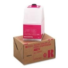 Original Ricoh 888444 Type 160 Magenta Toner Cartridge