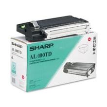 Original Sharp AL-100TD Toner Cartridge