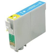 Remanufactured Epson T078520 Light Cyan Ink Cartridge