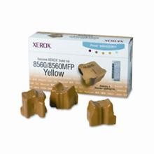 Original Xerox 108R00725 Yellow Solid Ink 3 Pack