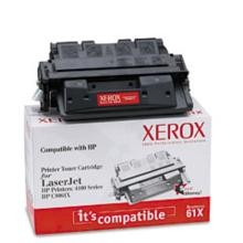 Xerox 6R933 Remanufactured HP C8061X Black High Yield Toner