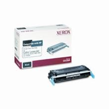 Xerox 6R941 Remanufactured HP C9720A Black Toner