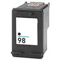 Remanufactured HP 98 C9364WN Black Ink Cartridge