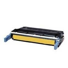 Compatible HP C9732A Yellow Toner Cartridge