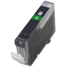 Compatible Canon CLI-8G Green Ink Cartridge