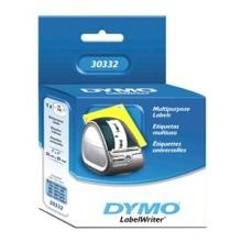 Dymo 30332 Multipurpose Labels, 1 Roll 750 Ct., 1in. x 1in.
