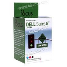 Remanufactured Dell J4844 Series 5 Photo Ink Cartridge