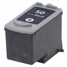 Remanufactured Canon PG-50 High Capacity Black Ink Cartridge