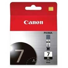 Original Canon PGI-7BK Pigment Black Ink Cartridge
